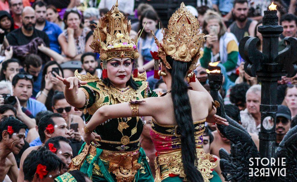 Kecak-danza balinese