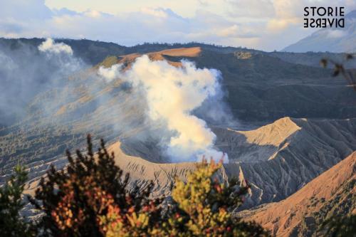 Il Vulcano di Bromo