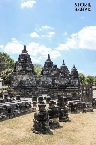 Il tempio Induista del Prambanan