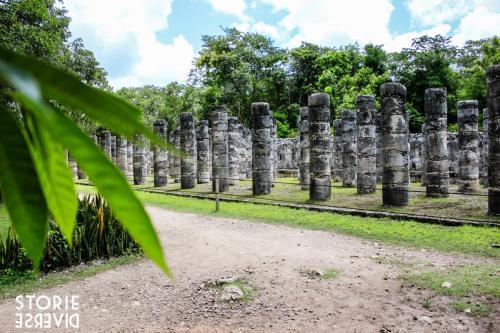 Chichén Itzá-Messico