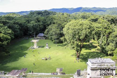 Yaxchilán e Bonampak