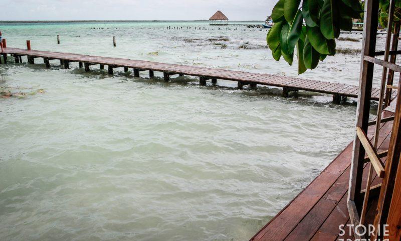 Laguna di Bacalar-Quintana Roo
