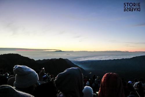 Bromo- Indonesia: lo straordinario spettacolo dell'alba sul Vulcano di Bromo