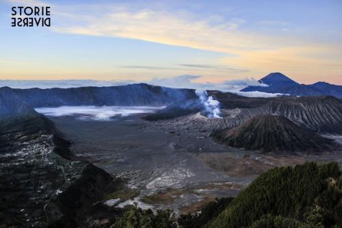 Bromo-14 Indonesia: lo straordinario spettacolo dell'alba sul Vulcano di Bromo