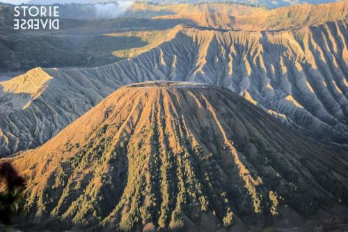 Bromo-17 Indonesia: lo straordinario spettacolo dell'alba sul Vulcano di Bromo