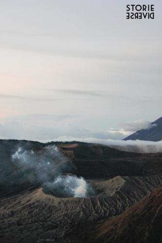 Bromo-5 Indonesia: lo straordinario spettacolo dell'alba sul Vulcano di Bromo