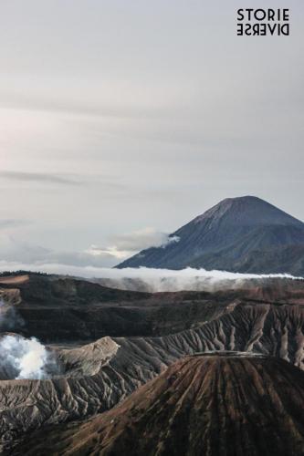 Bromo-6 Indonesia: lo straordinario spettacolo dell'alba sul Vulcano di Bromo
