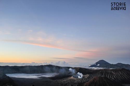 Bromo-8 Indonesia: lo straordinario spettacolo dell'alba sul Vulcano di Bromo