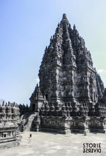 MG_2943 Il tempio Induista del Prambanan
