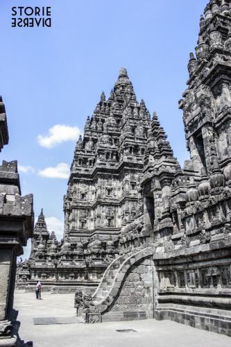 MG_2996 Il tempio Induista del Prambanan