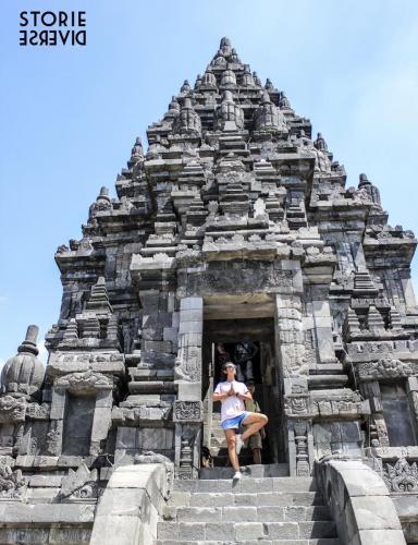 MG_3020 Il tempio Induista del Prambanan