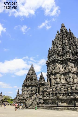 MG_3023 Il tempio Induista del Prambanan