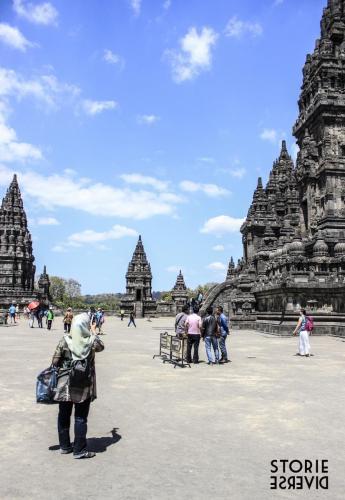 MG_3032 Il tempio Induista del Prambanan