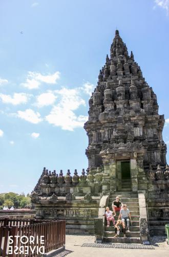 MG_3034 Yogyakarta - Il tempio Induista del Prambanan