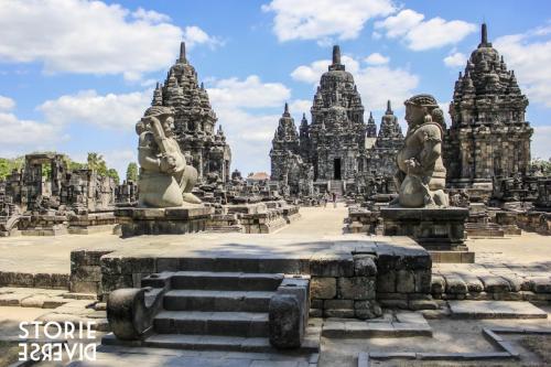 MG_3069 Il tempio Induista del Prambanan
