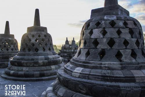 MG_3129 Yogyakarta: e quel tramonto dal Borobudur?