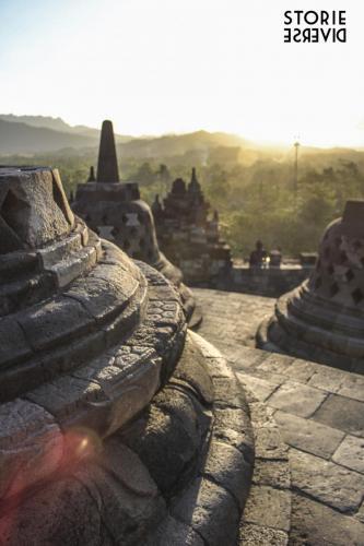 MG_3131 Yogyakarta: e quel tramonto dal Borobudur?