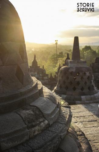 MG_3132 Yogyakarta: e quel tramonto dal Borobudur?
