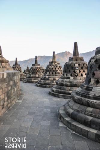 MG_3179 Yogyakarta: e quel tramonto dal Borobudur?