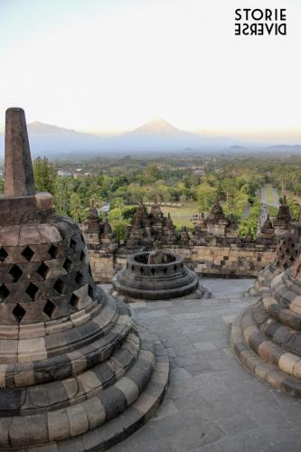 MG_3195 Yogyakarta: e quel tramonto dal Borobudur?