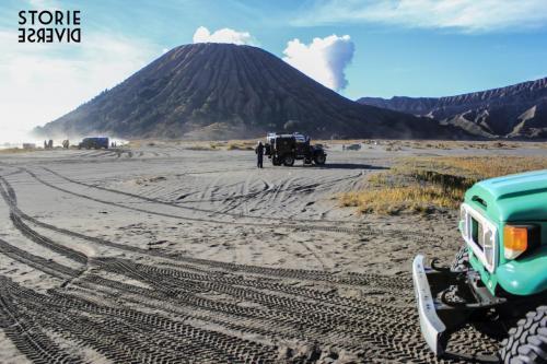 _MG_2592 Il vulcano di Bromo e il mare di sabbia