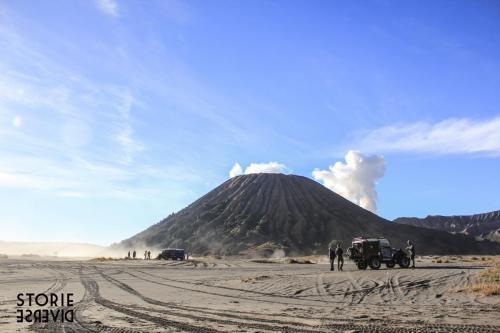 _MG_2593 Il vulcano di Bromo e il mare di sabbia