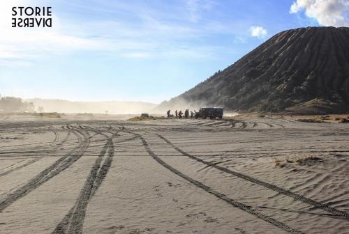 _MG_2595 Il vulcano di Bromo e il mare di sabbia