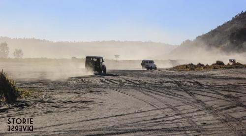 _MG_2601 Il vulcano di Bromo e il mare di sabbia